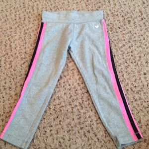 Toddlers fitted yoga pants